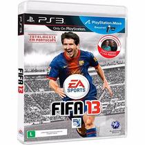 Jogo Fifa 13 Ps3 Game Fifa 13 Ps3 Novo Lacrado