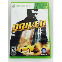 Driver San Francisco X360 Mídia Física