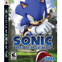Sonic The Hedgehog - Ps 3 - Lacrado - Americano