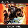 The King Of Fighters Xiii Kof 13 Ps3 Playstation