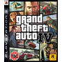 Jogo Em Midia Original Gta Iv Blu Ray Playstation 3