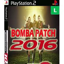 Bomba Patch2016 Brasileirão(playstation2 Frete Grátis)