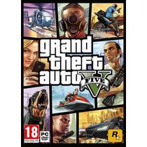 Gta 5 Pc - Grand Theft Auto V ( Frete Grátis)