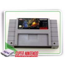 Snes King Of Dragons Original Super Nintendo