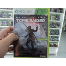 Rise Of The Tomb Raider Xbox 360 Lacrado Original Mf