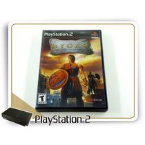 Ps2 Rygar The Legendary Adventure Original Playstation 2