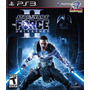 Jogo Ps3 - Star Wars Force Unleashed 2 - Usado