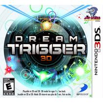 Jogo 3ds - Dream Trigger 3d - Novo