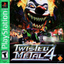 Twisted Metal 4 Jogo Ps1 Original Lacrado