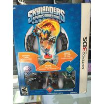 Skylanders Spyros Adventure 3ds, Lacrado, Pronta Entrega