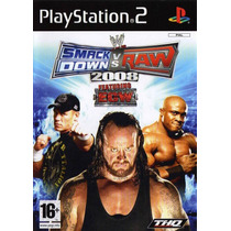 Patch Wwe Smackdown Vs. Raw 2008 - Ps2