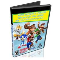 Super Coleção P/ Xbox 360 Com Mais De 1000 Jogos
