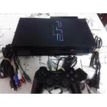 Playstation 2 39001+ Hd 160gb+ 100 Jogos Estalado + Modem