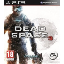 Ps3 - Dead Space 3 - Original - Míd Fíd - Lacrado