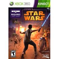 Kinect Star Wars - Xbox 360 - Novo, Original E Lacrado!