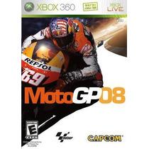 Jogo Moto Gp 08 2008 Ntsc Original Para Xbox 360 Menor Preço