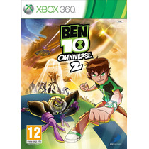 Jogo Novo Lacrado Ben 10 Omniverse 2 Para Xbox 360 Ntsc
