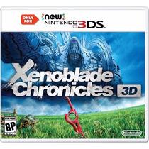 New 3ds - Xenoblade Chronicles X 3d Nintendo - Lacrado