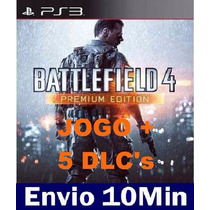 Battlefield 4 Premium Edition (jogo + Dlc