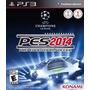 Pes 2014 - Uefa Champions League Ps3 Mídia Física - Lacrado