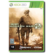 Call Of Duty Modern Warfare 2 - Xbox 360 - Original Lacrado.