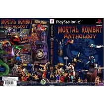 Patch Mortal Kombat Mk 3 Em 1 Para O Ps2