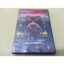Jogo God Of War 2 Playstation 2 Original Lacrado
