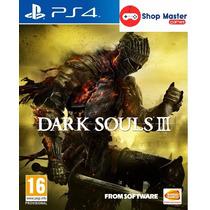 Dark Souls 3 Iii Ps4 Br Midia Fisica Lacrado!!!