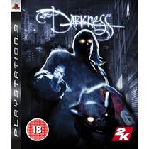 The Darkness Frete Grátis Jogo Ps3 Sdgames Garantia