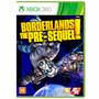 Jogo Borderlands: The Pre-sequel! (x360) - 2k Games