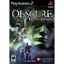 Patch Obscure 3 The Aftermath Ps2 Frete Gratis