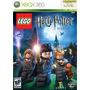 Lego Harry Potter Years 1-4 - Original Impecável