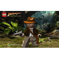 Patch Lego Indiana Jones The Adventure Patch Play2