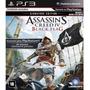 Jogo Ps3 Assassins Creed Iv Black Flag Lacrado Midia Fisica