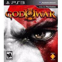 God Of War 3 Ps3 Mídia Física Semi-novo Perfeito Estado