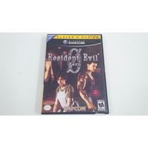Resident Evil Zero Gamecube Usado
