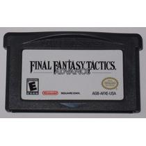 Gba: Final Fantasy Tactics Advance Rpg Original Americano!!