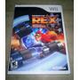 Wii Generator Rex: Agent Of Providence (lacrado)