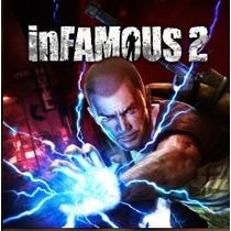 Infamous 2 Jogos Ps3 Codigo Psn