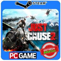 Just Cause 2 Steam Cd-key Global