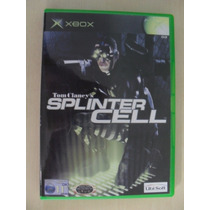 Splinter Cell Sem Manual - Original Xbox