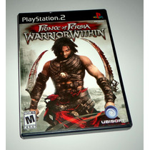 Prince Of Persia: Warrior Within Original Completo Ps2, Ps3