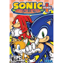 Pc Sonic Mega Collection Plus
