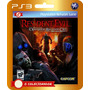 Resident Evil Operation Racoon City + Brinde (código Ps3)