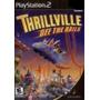 Jogo Ps2 - Thrillville Off The Rails