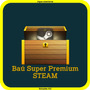 Baú Super Premium Steam - Jogos Aleatórios Steam Key Pc Game