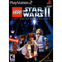 Jogo Ps2 - Lego Star Wars 2 - The Original Trilogy