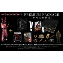 Metal Gear Solid V:the Phantom Pain Premium Package Jp Ps3