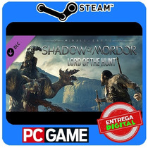 Shadow Of Mordor - Lord Of The Hunt Dlc Steam Cd-key Global