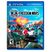 Jogo Game Freedom Wars Ps Vita Sony Novo Original Lacrado !!